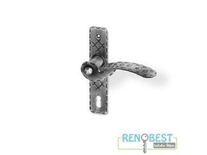 Dveřní kování KONSTANZ KR HR kované železo