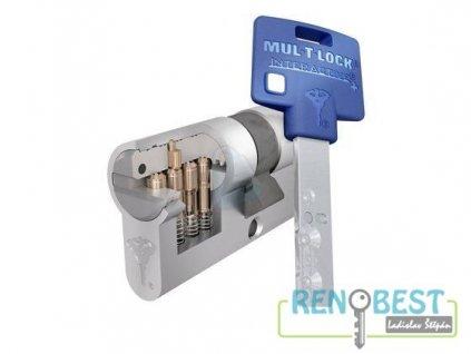 Mul-T-Lock Interactive+ Vložka 80 mm (35x45)