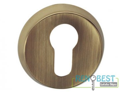 Rozeta PZ B ochranná bronz pár - Doprodej zboží - na dotaz