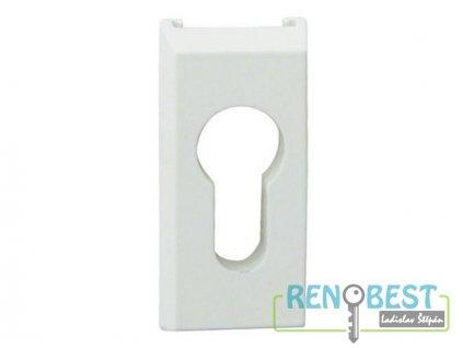 Rozeta PZ HR B ochranná hliník 10mm různé barvy