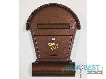 Poštovní schránka SDO-1 různé barvy