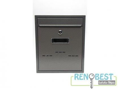 Poštovní schránka RADIM malá