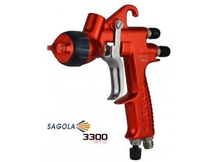 vyr 6572Striekacia pistol SAGOLA 3300 GTO pre farbu a lak