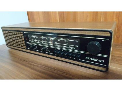 Radiopříjmač RFT Saturn 423