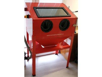 Pískovací box střední 220 L