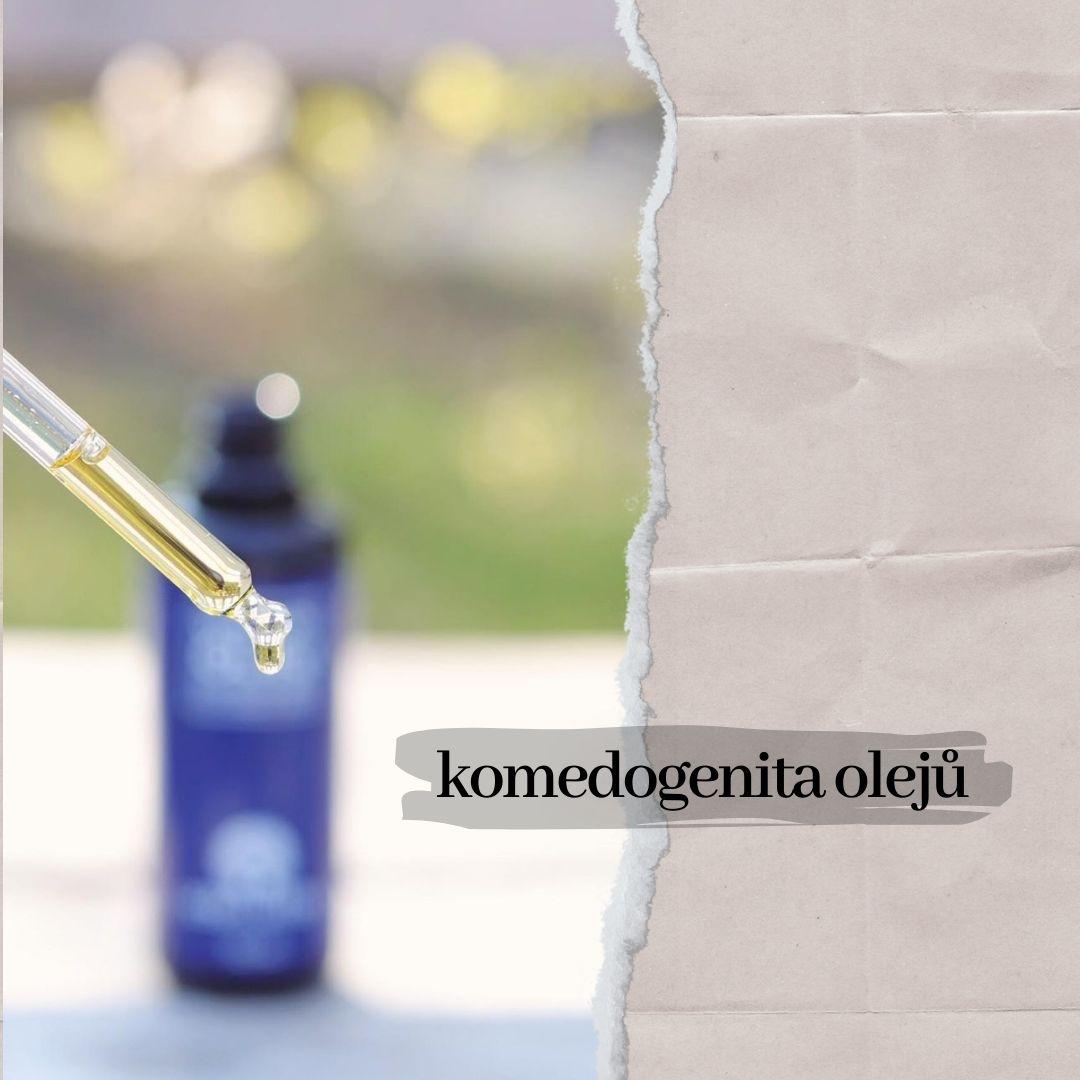 Co je komedogenní olej?