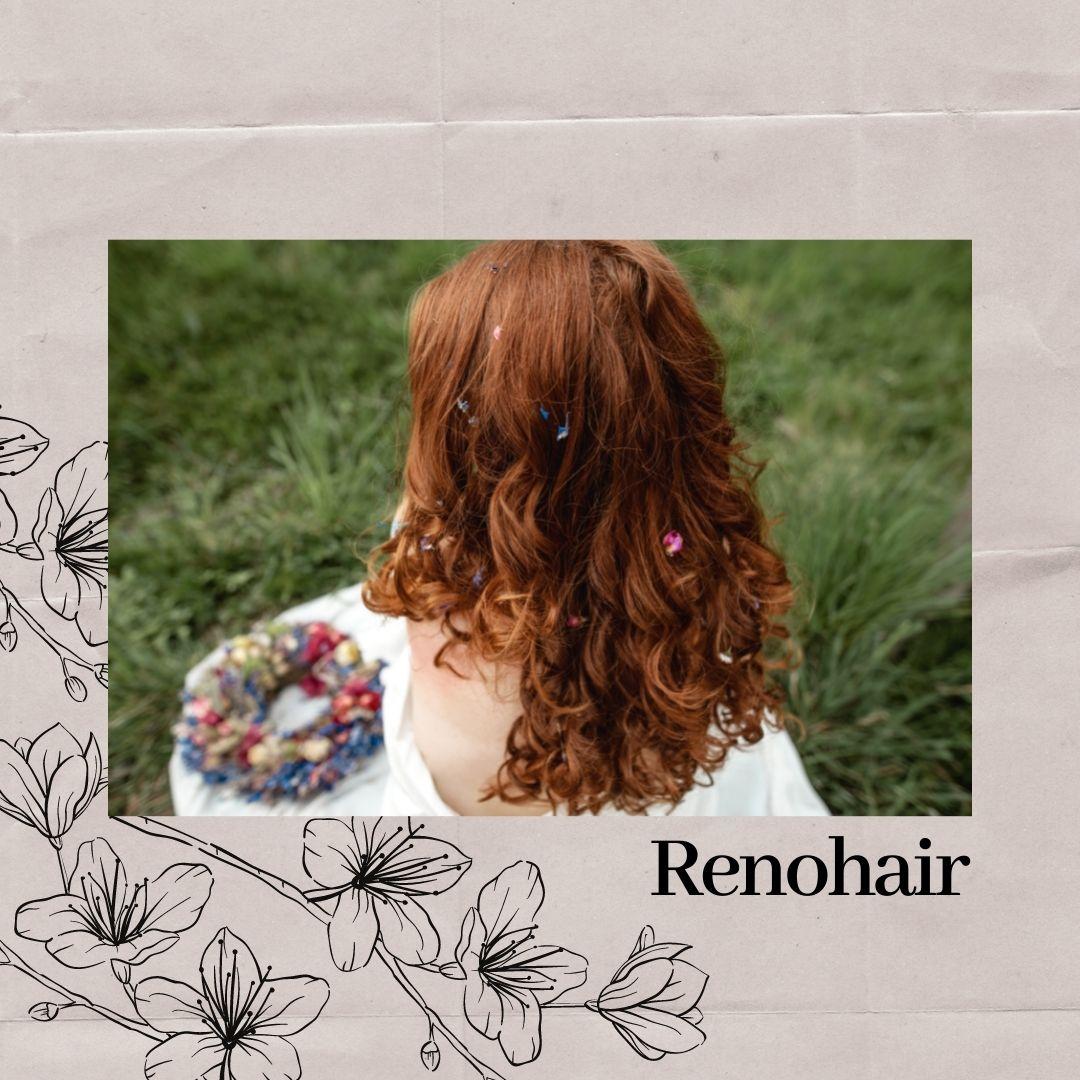 Renohair a jeho správné použítí