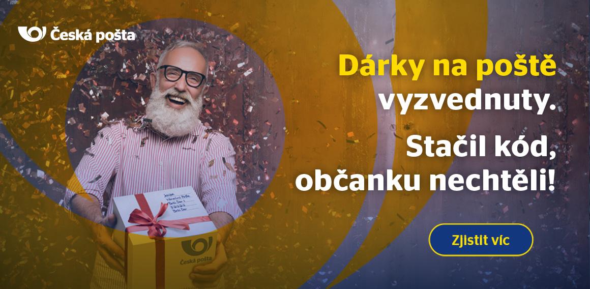 Vánoční kampaň ČP