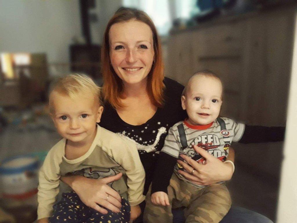 Příběh maminky Ivety