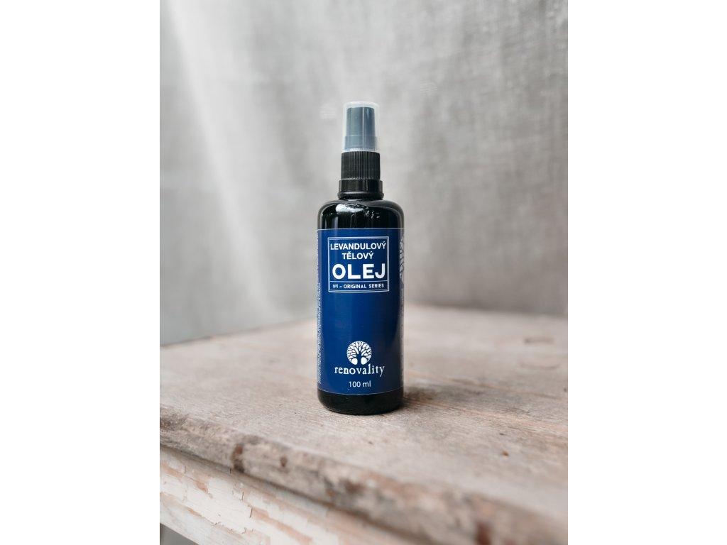 bef0090719e Levandulový olej 100ml s pipetkou - Renovality