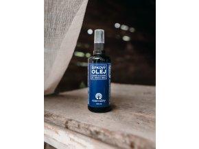 Šípkový olej za studena lisovaný