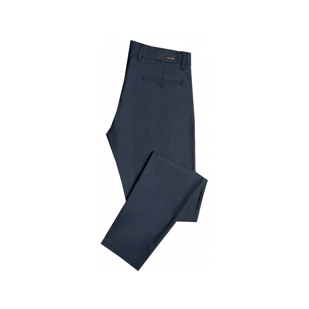 spodnie meskie emmanuel granatowe
