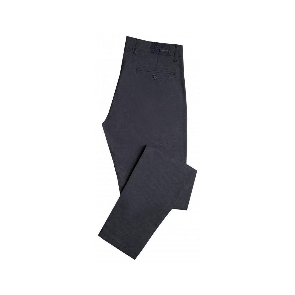spodnie meskie emmanuel ciemno granatowe