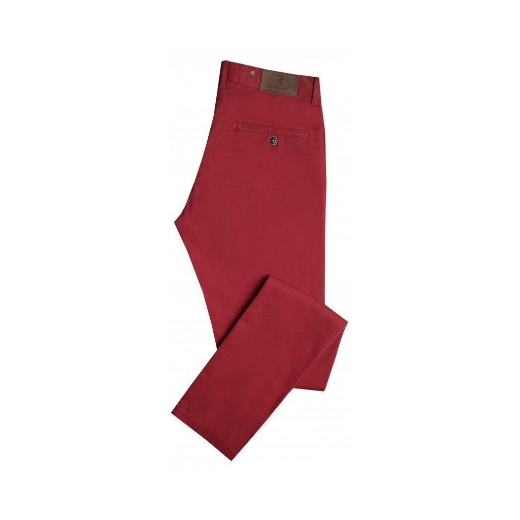 spodnie meskie julian czerwone