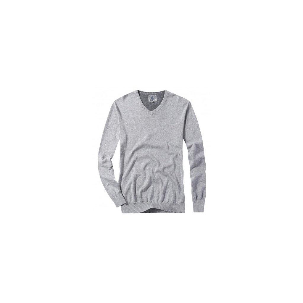 sweter meski serge szary 2 (1)