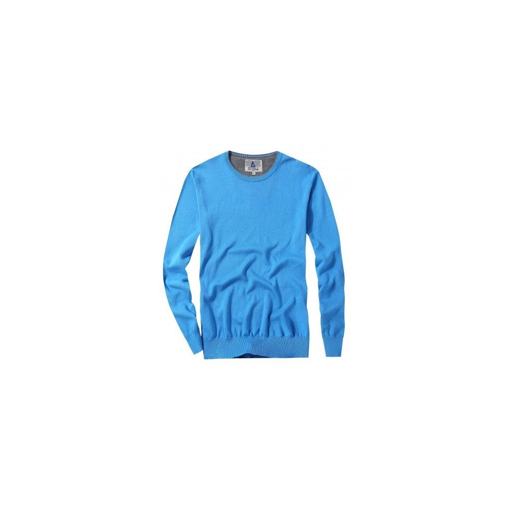 sweter meski victor niebieski 2