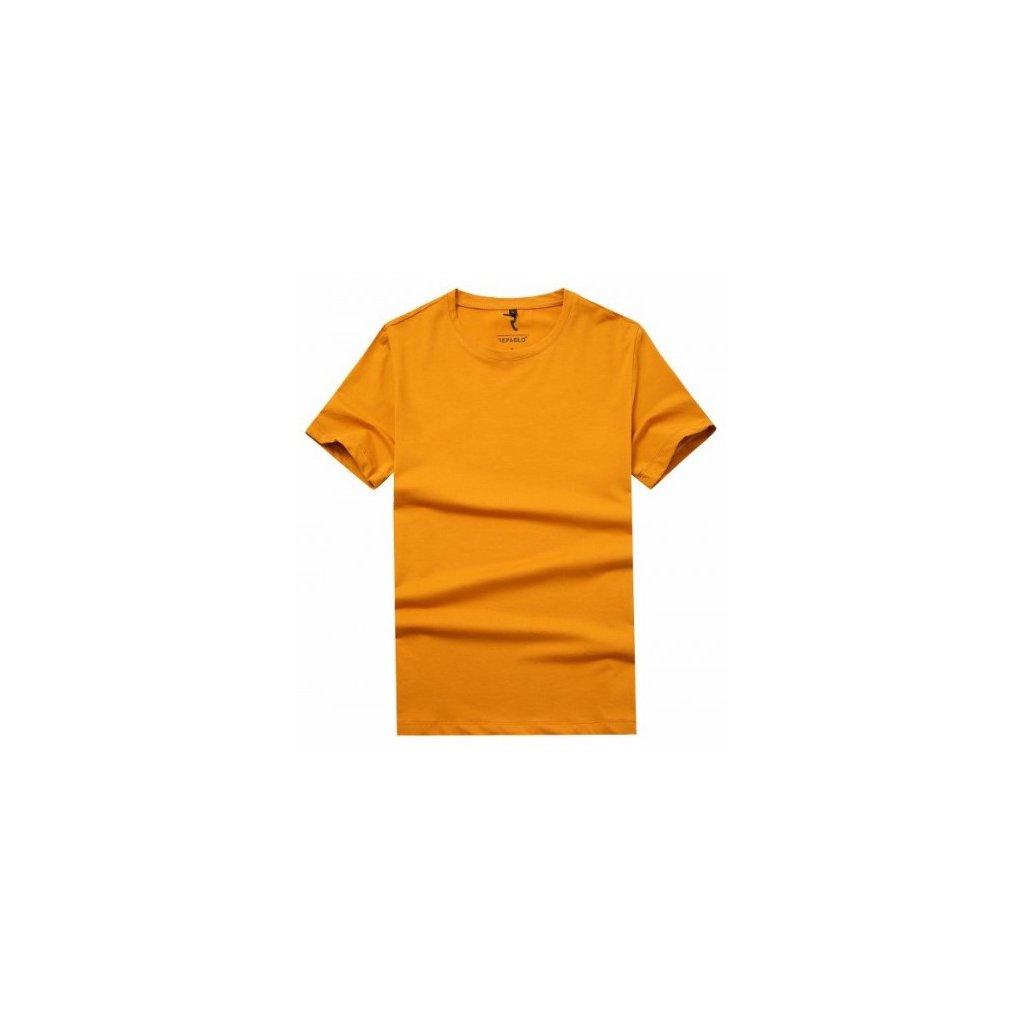 t shirt meski filip pomaranczowy
