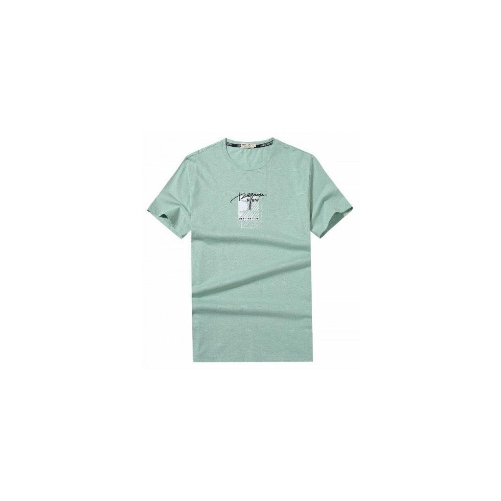 t shirt meski wiktor zielony