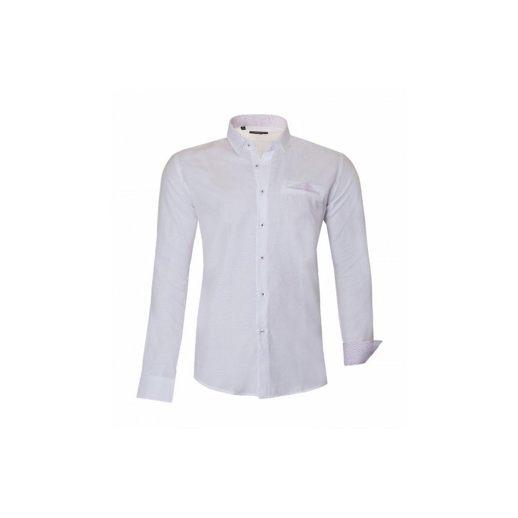 koszula elias biala