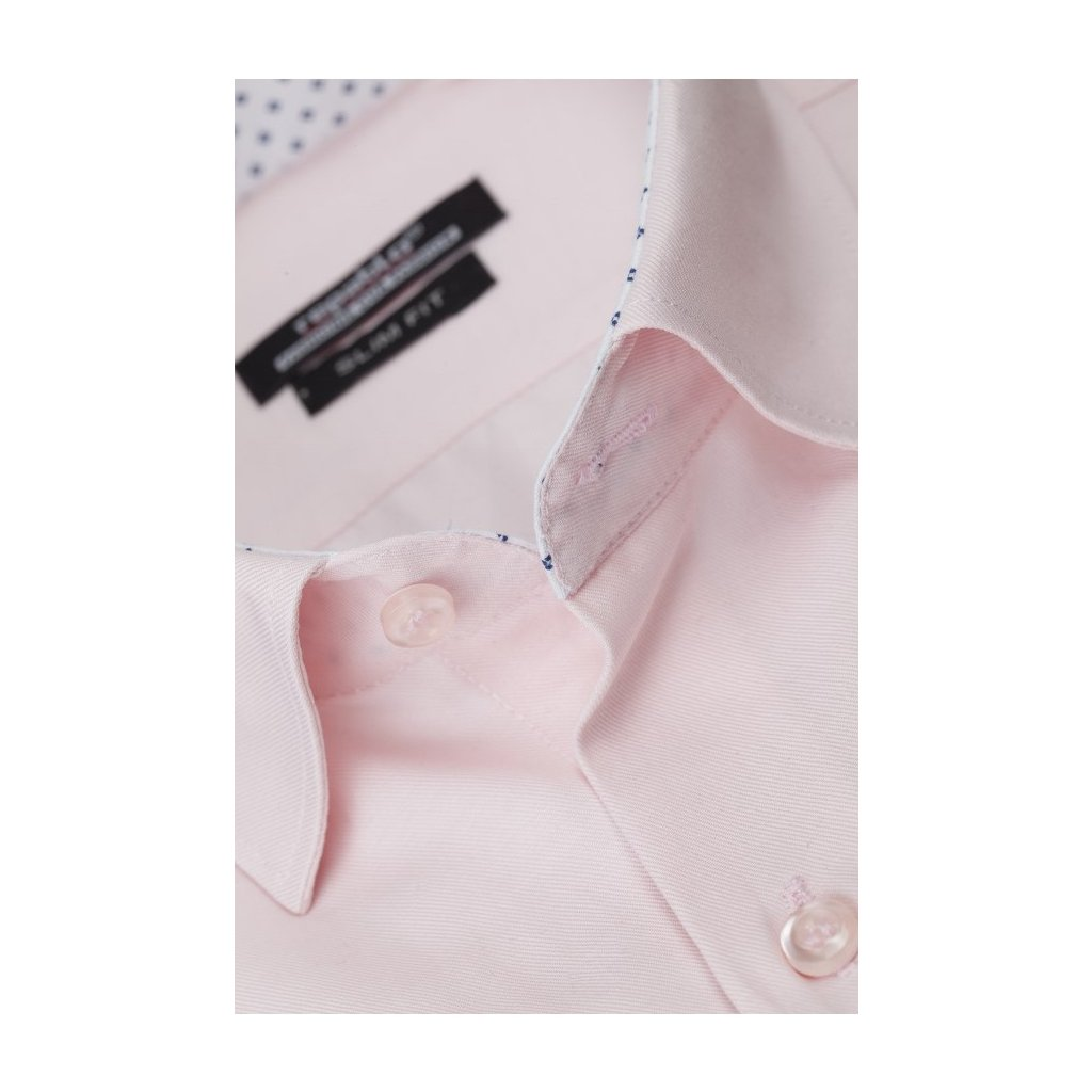 koszula meska david rozowa