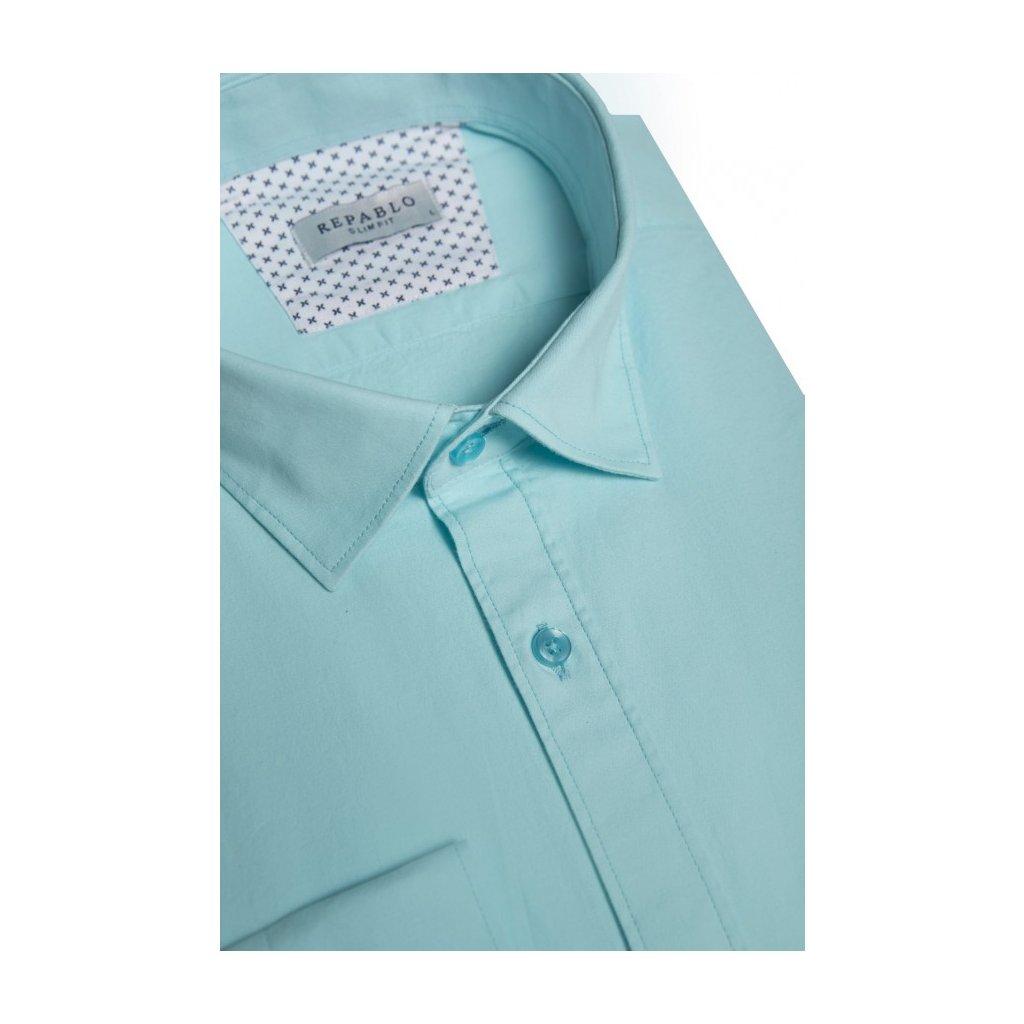 koszula comfort mietowa
