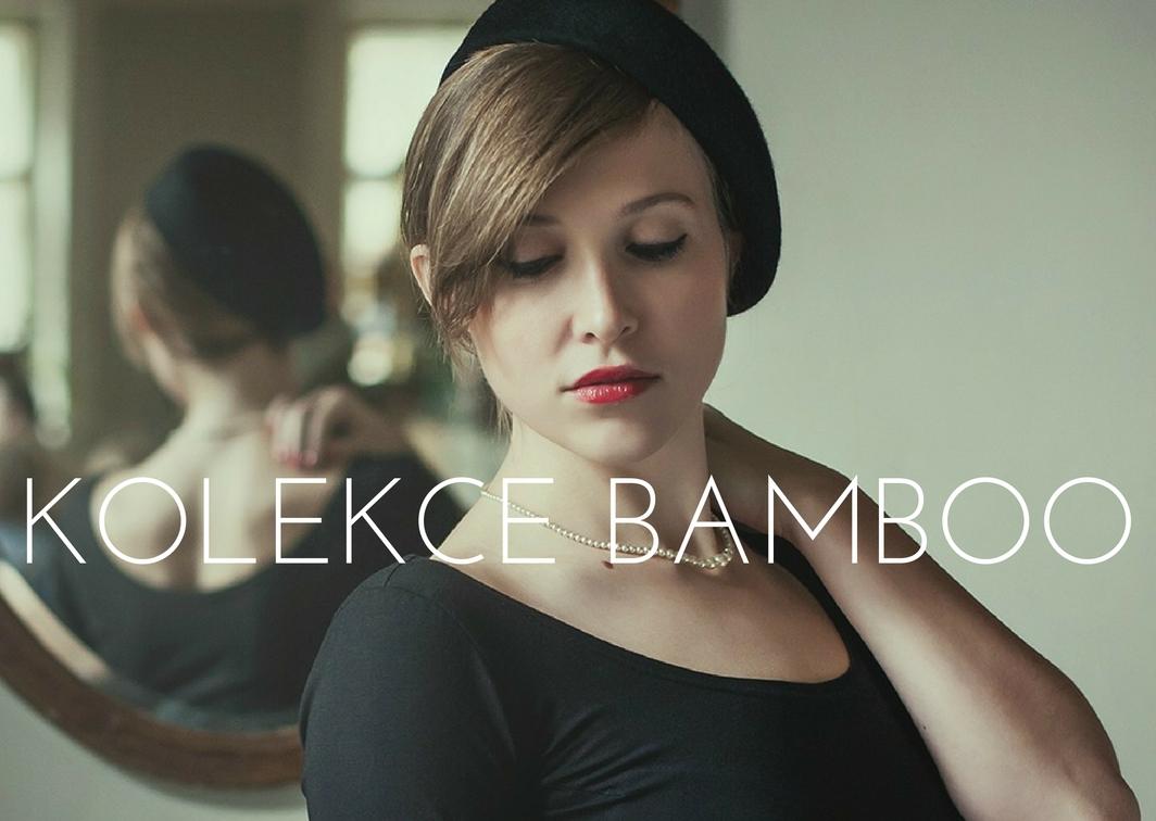 Elegantní bambusová kolekce
