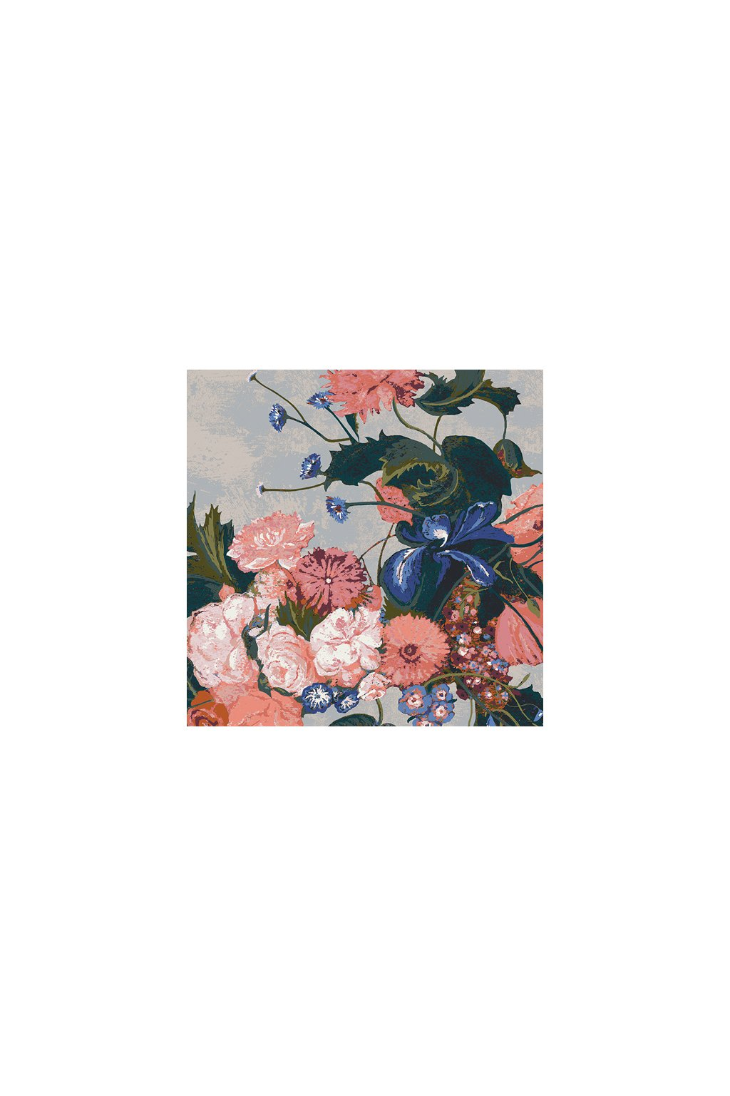 DCD 21600 Graceful Bouquet Fondant 500px