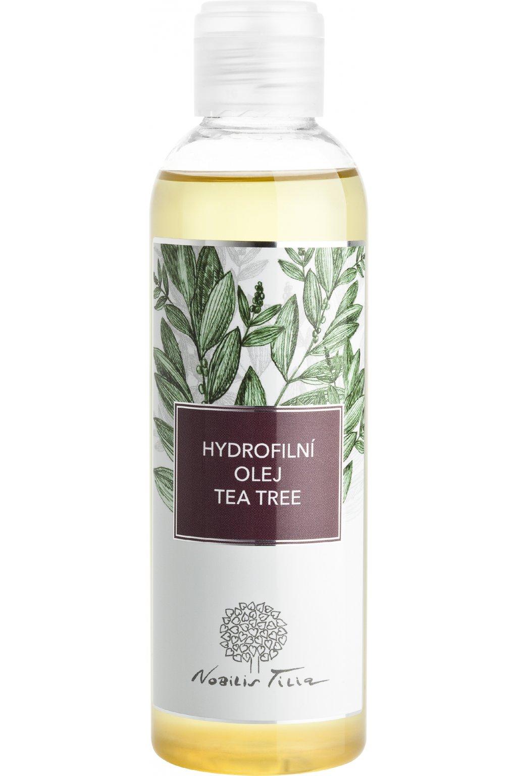 N0905I Hydrofilní olej s Tea tree 200 ml
