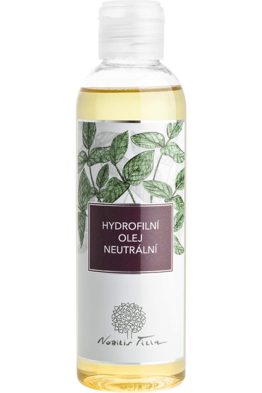 N0900I Hydrofilní olej Neutrální 200 ml