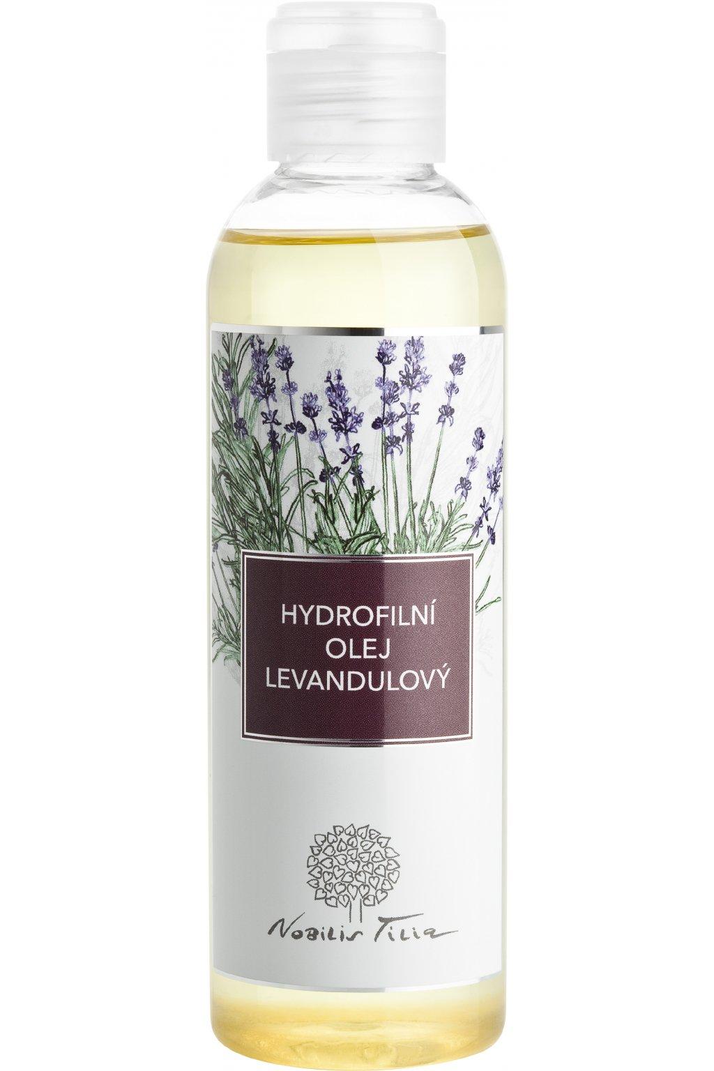 N0903I Hydrofilní olej Levandulový 200 ml