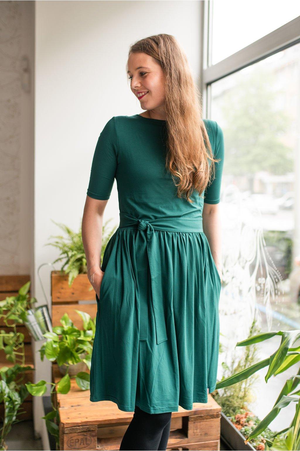 Reparada kojici saty anita narasena sukne zelen5