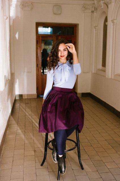 Reparada zavinovaci sukne fialova1