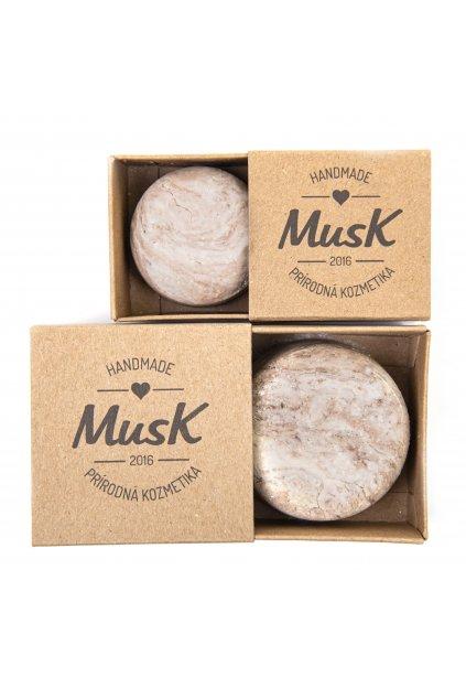 Musk: NEZBEDNÍK - šampuk proti lupům
