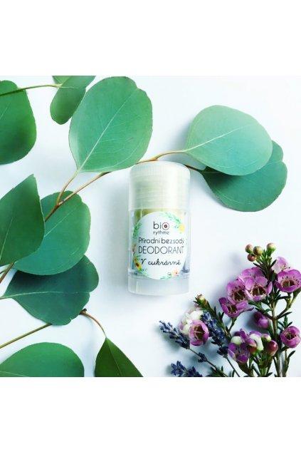 Biorythme: bezsodý deodorant V cukrárně