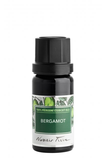E0008B Éterický olej Bergamot