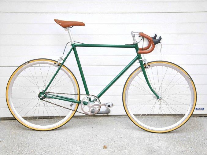 repasovane kolo reparada retro kolo