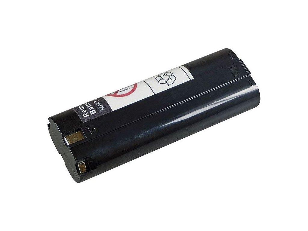 Baterie Makita 7,2V 1,6Ah HS Ni-Cd