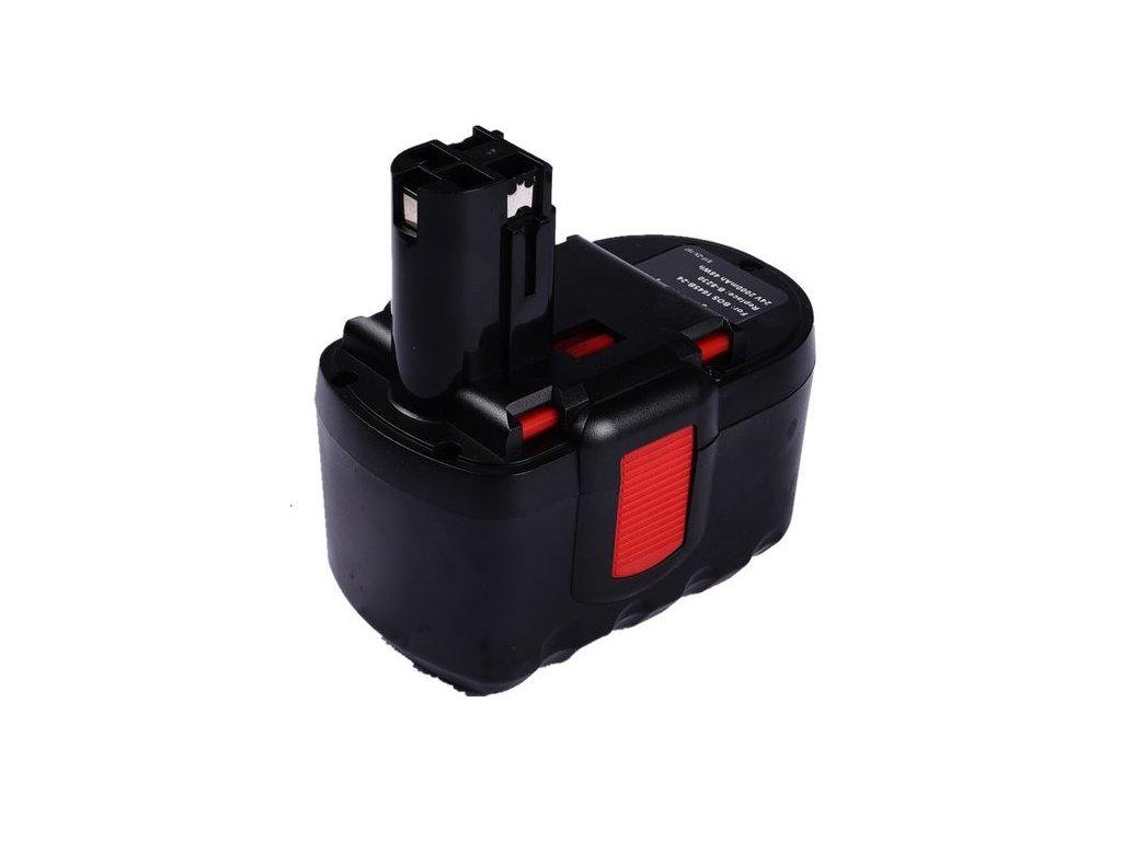 Baterie Bosch 24V 2,6Ah Panasonic Ni-MH