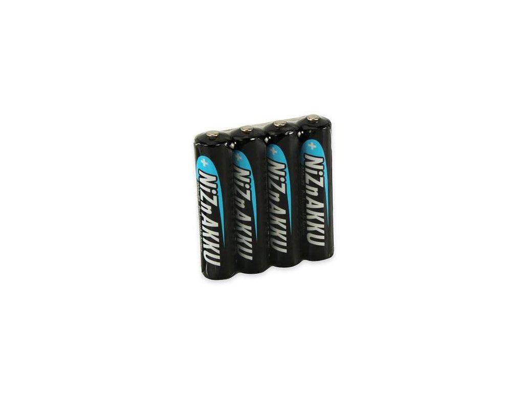 Baterie Ansmann AA 1,6V/2500mWh, Ni-Zn, nabíjecí SH4, (Blistr 4ks)