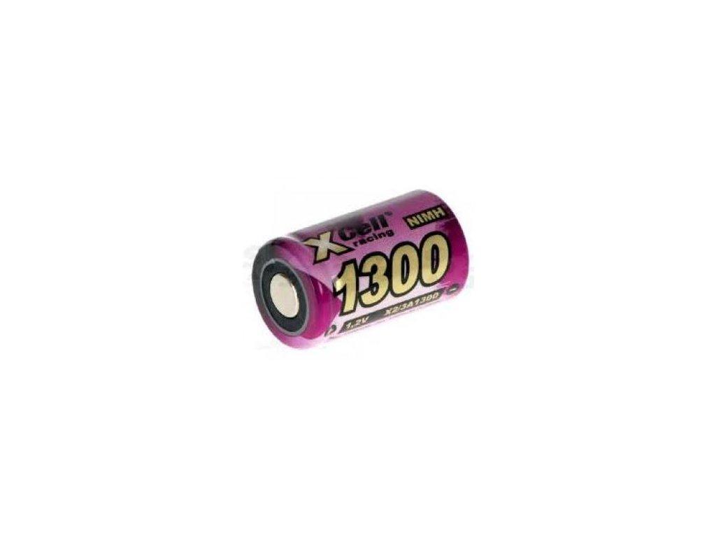 Xcell 1300 2/3AF, Ni-Mh, 2/3A, 1,2V - 1300mAh