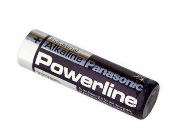 Baterie Panasonic Powerline Industrial Alkaline, LR6, AA, (bulk)