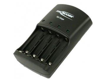 Nabíječka Ansmann pro 1,65V akumulátory Ni-Zn AA, AAA, 1-4 články