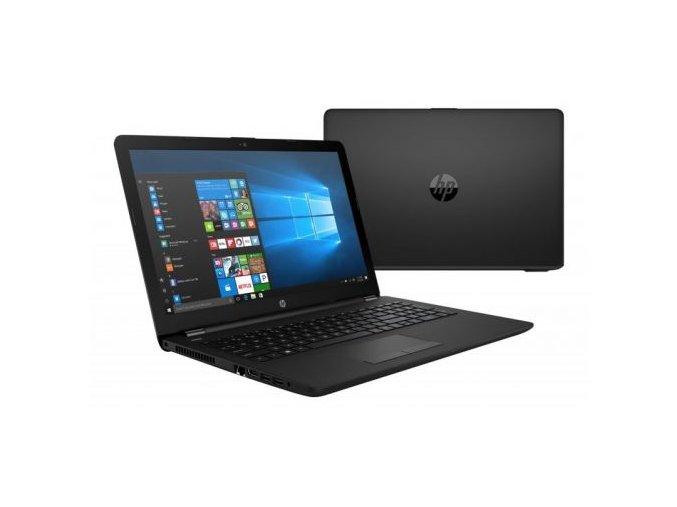 HP 15 ra011nt Jet Black