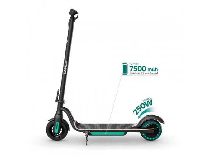 lamax e scooter s7500
