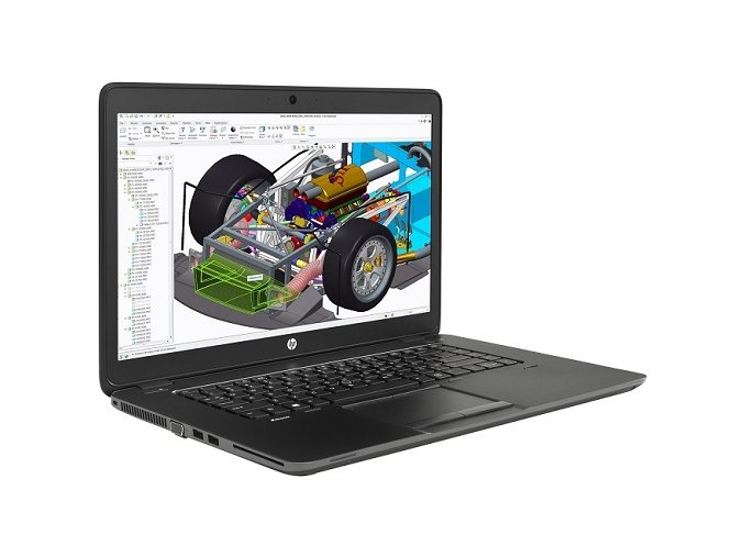 HP Zbook 15G2 2