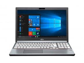 Fujitsu LifeBook E756 white 1