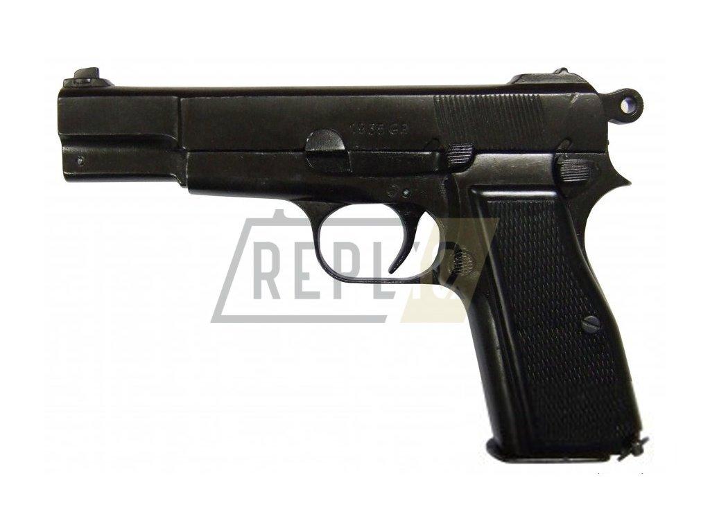 Pistole Browning HP 35 - Belgie 1935  + Voucher na další nákup