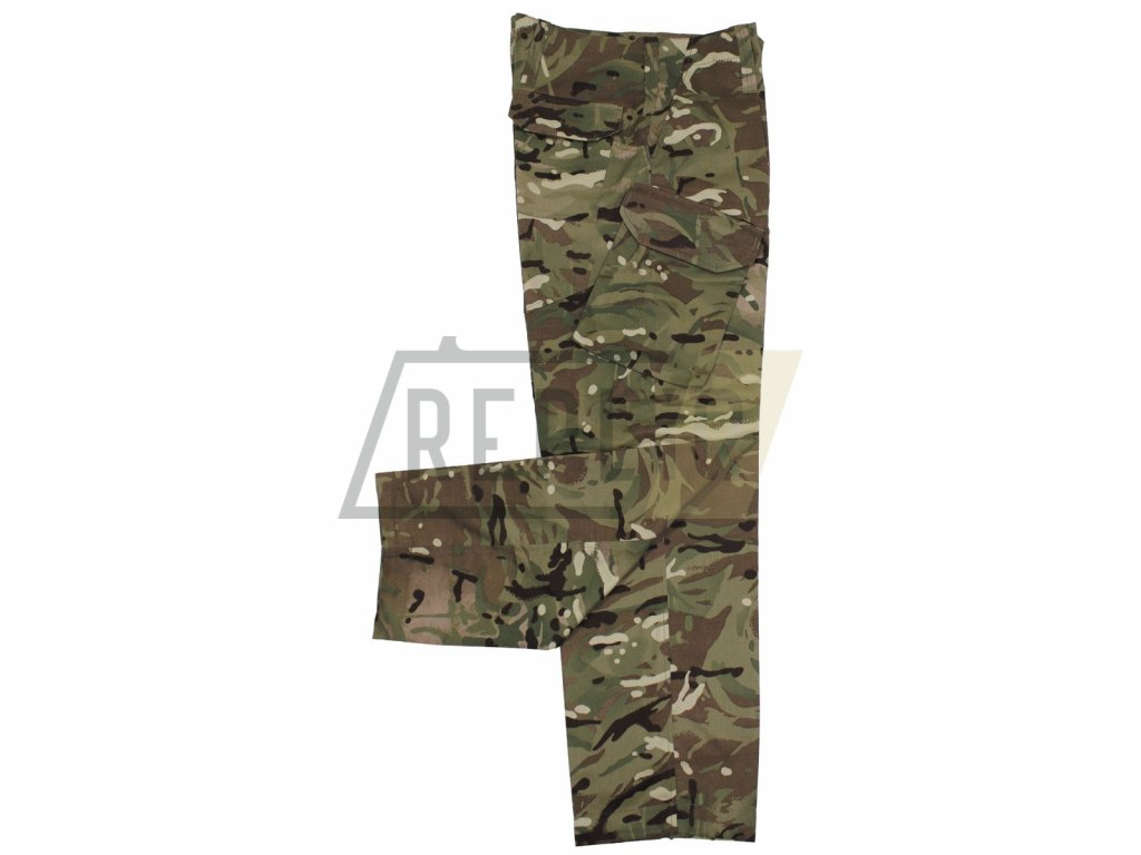 Kalhoty britské COMBAT TEMPERATE WEATHER MTP