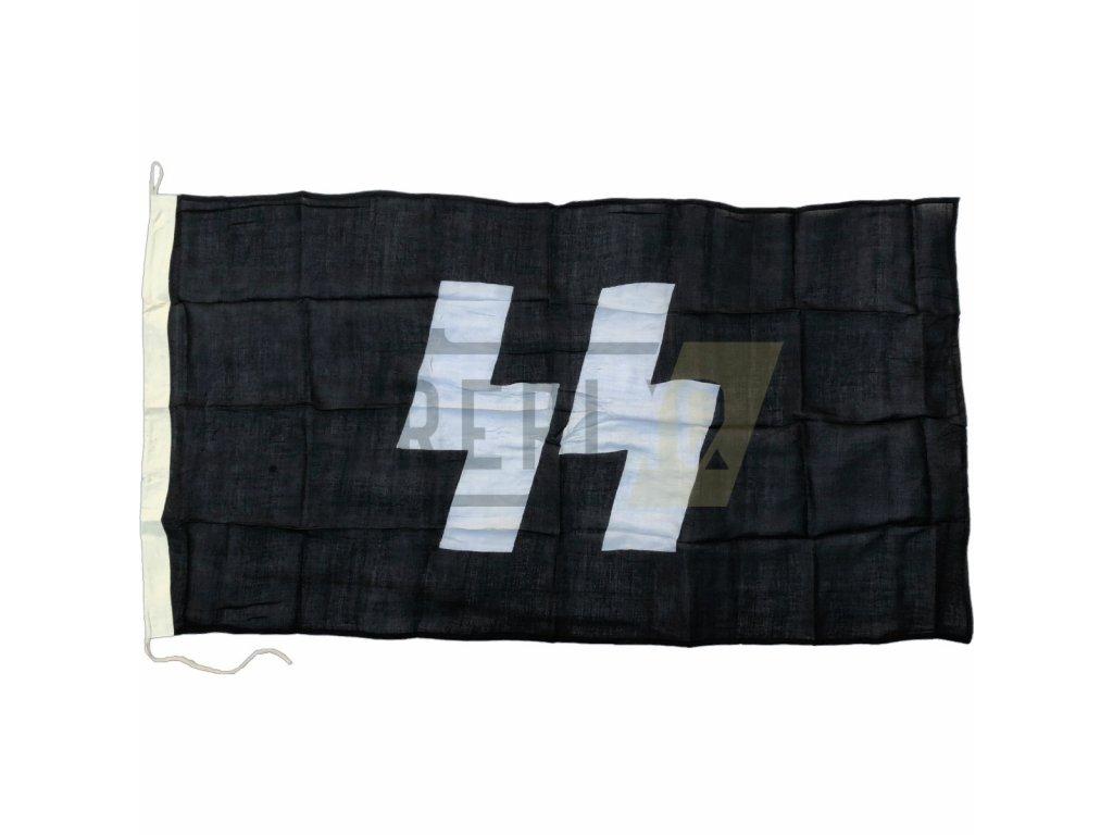 flag waffen ss cotton