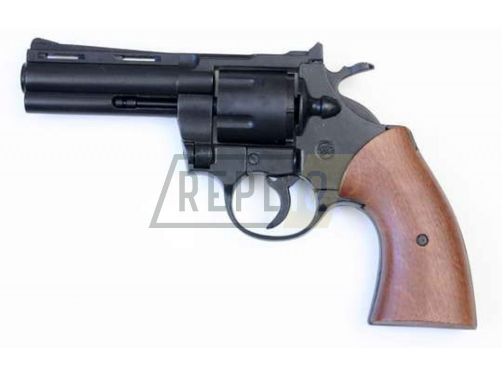 Plynový revolver Bruni Magnum 380 Python cal.9mm